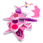 Set de machiaj cu design unicorn