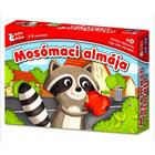 Mărul ratonului - joc de societate cu instrucţiuni în lb. maghiară