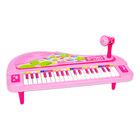Bontempi iGirl: Elektromos zongora mikrofonnal, 37 billentyűvel - két színben