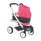 Quinny: cărucior pentru păpuşi 3-în-1, roz
