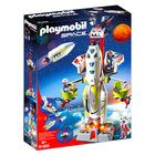 Playmobil: Racheta Marte cu staţie de lansare - 9488