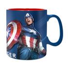 Amerika kapitány: bögre - 460 ml