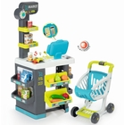 Smoby: Modern szupermarket elektronikus pénztárgéppel