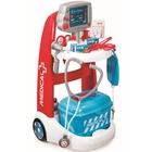 Smoby: doktor játékkocsi tartozékokkal és hangokkal