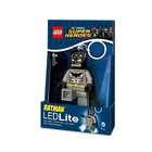 LEGO DC Super Heroes: Batman világító kulcstartó