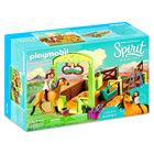 Playmobil: Szilaj és Lucky istállóval - 9478