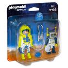 Astronaut şi robot - 9492