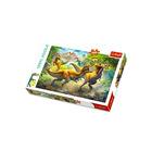 Trefl: Dinók 160 darabos puzzle