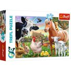 Trefl: Farm 60 darabos puzzle