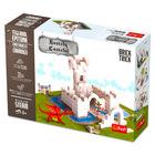 Brick Trick: Castelul din cărămiduţe - set de construcţie