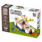 Brick Trick: Cetate din cărămiduţe - set de construcţie
