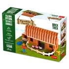 Brick Trick: Casă de la fermă din cărămiduţe - set de construcţie