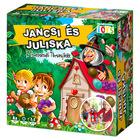 Jancsi és Juliska társasjáték - Új kiadás - CSOMAGOLÁSSÉRÜLT