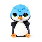 Nici: Pripp figurină pinguin de pluş - 16 cm