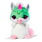 Nici: Guzz figurină unicorn de pluş - 16 cm