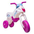 Motocornis műanyag motor maxi - gyöngyház-rózsaszín