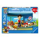 Ravensburger: Paw Patrol puzzle 2 x 24 piese