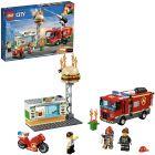 LEGO City: Tűzoltás a hamburgeresnél 60214