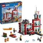 LEGO City: Stație de pompieri 60215