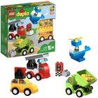 LEGO DUPLO: Primele mele Mașini Creative 10886