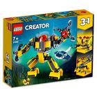 LEGO Creator: Víz alatti robot 31090