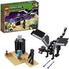 LEGO Minecraft: Bătălia finală 21151