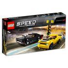 LEGO Speed Champions: 2018 Dodge Challenger SRT Demon és 1970 Dodge Charger RT 75893