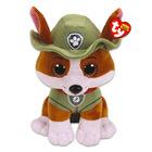 TY Beanie Babies: Paw Patrol figurină Tracker de pluş - 24 cm