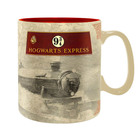 Harry Potter: Hogwarts Express cană porţelan - 460 ml