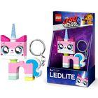 LEGO Movie 2: Csoda Kitty világítós kulcstartó