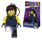 LEGO Movie 2: Rex kapitány világítós kulcstartó