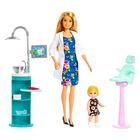 Barbie Careers: Set de joacă - Barbie stomatolog