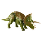 Jurassic World: Dino Rivals - Figurină Triceratops, diferite culori
