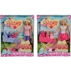 Steffi Love: Sunshine ikrek - kétféle