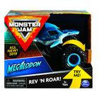 Monster Jam: Maşinuţă MegAlodon cu roţi volante
