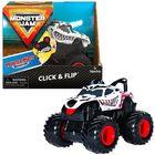 Monster Jam: Maşinuţă Monster Mutt Dalmatian cu roţi volante