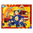 Sam, a tűzoltó 33 darabos keretes puzzle