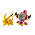 Tomy: Pokémon Pikachu és Hoopa Confined figura