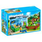Playmobil: Crescătorie de iepuraşi şi hamsteri - 9277