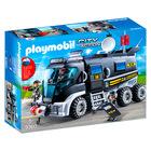 Camionul echipei SWAT - 9360