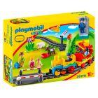 Playmobil 1.2.3.: Első vonat szettem 70179