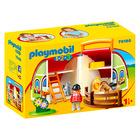Playmobil 1.2.3.: Hordozható farmom 70180