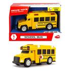 Dickie: autobuz şcolar - 15 cm