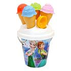 Prinţesele Disney: Frozen - Ice Cream set pentru nisip - 27 cm
