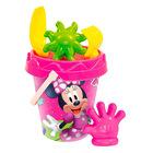 Minnie Mouse: set pentru nisip cu sită - roz