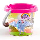 Magic Unicorn: găleată pentru nisip