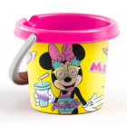 Minnie Mouse: găleată pentru nisip cu model unicorn