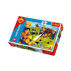 Trefl: Pompierul Sam puzzle cu 30 piese