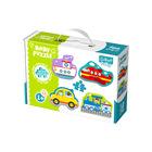 Trefl: Vehicule - puzzle baby