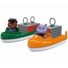 AquaPlay: Set de containere şi nave de transport